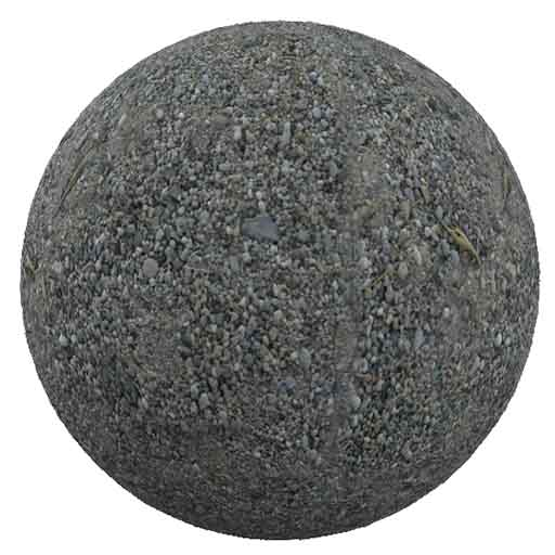 Free Seamless Ground Gravel Texture